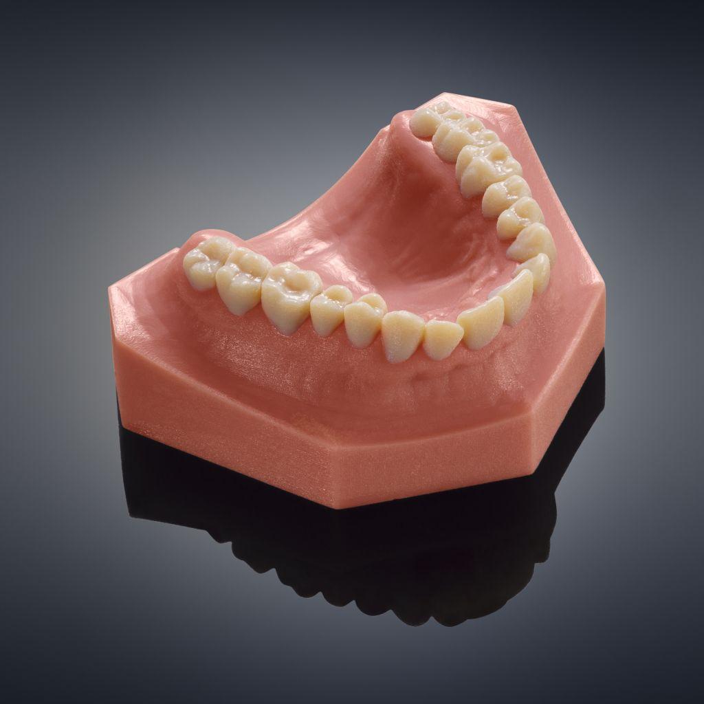 Una impresora 3D dental que reproduce hasta el tejido de las encías ...